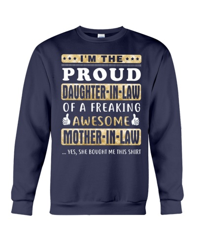 IM THE PROUD DAUGHTER-IN-LAW