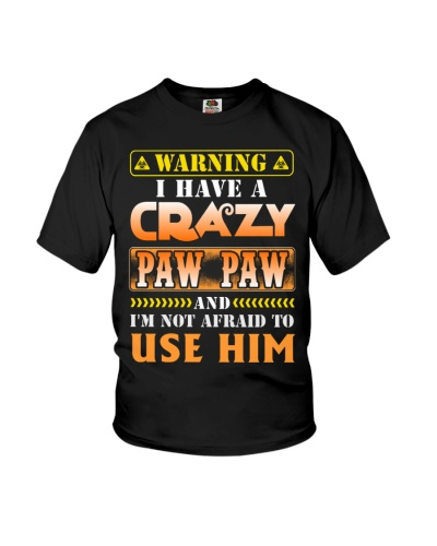 Warning Paw Paw