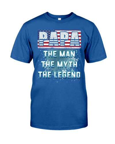 PAPA - Fathers Day - Independence Day