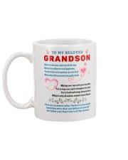 Grandson Mug back