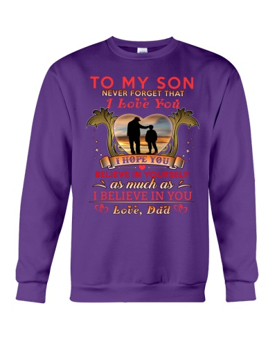 To My Son - DAD