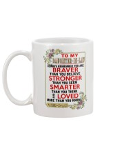 TO MY DAUGHTER-IN-LAW - DAD Mug back