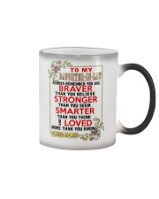 TO MY DAUGHTER-IN-LAW - DAD Color Changing Mug thumbnail