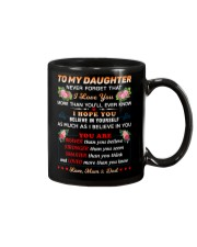 To My Daughter Mug thumbnail