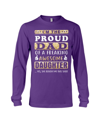 IM THE PROUD DAD - DAUGHTER Gifts