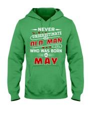 OLD MAN - May Hooded Sweatshirt thumbnail