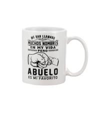 ABUEIO ES MI FAVORITO Mug thumbnail