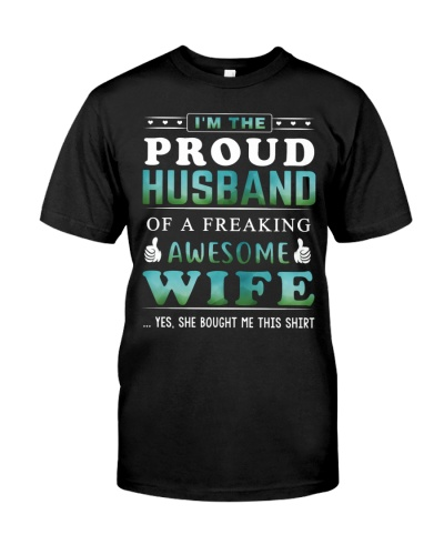 Im The Proud Husband - Wife