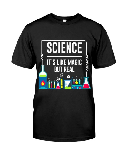 SCIENCE LIKE MAGIC BUT REAL HG97