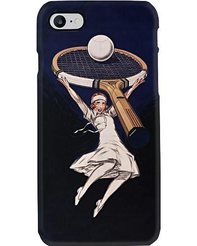 Tennis Lady Phone Case CH03