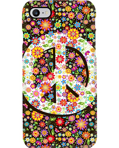 Hippie Peace Phone Case YDT3