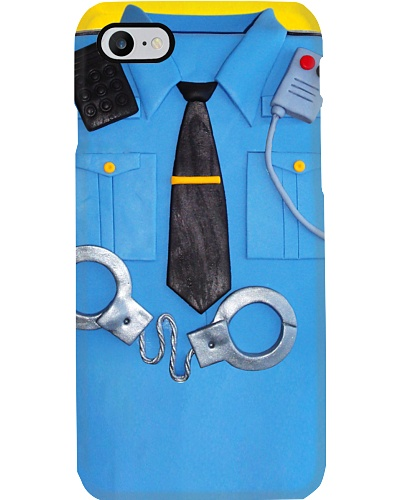 Police Officer Phone Case YCT8