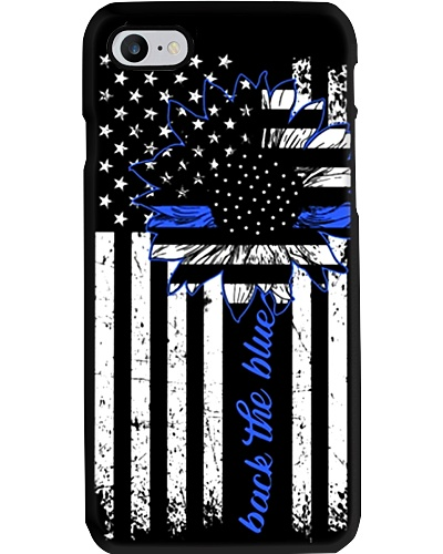 Back The Blue Phone Case YHN2