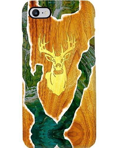 Camo Hunting Deer Phone Case HT10