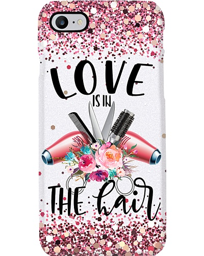 Love Is In The Hair Phone Case M09T9