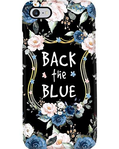 Back The Blue Phone Case LA99