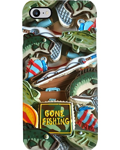 Gone Fishing Phone Case HT10