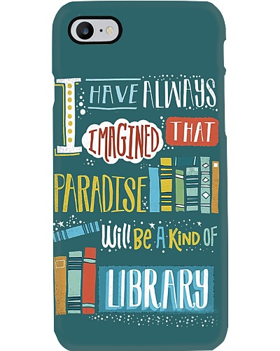 Reading Phone Case YMT3