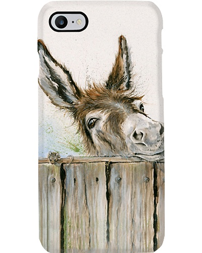 Sneaky Donkey Phone Case D19T9