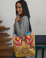 Great Life At The Beach H22N8 All-over Tote aos-all-over-tote-lifestyle-front-08