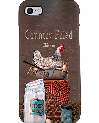 Country Fried Phone Case HT10