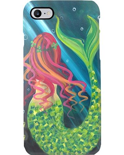 Mermaid Under The Sea Phone Case YDN6