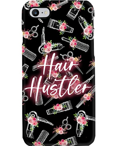 Hair Hustler Flowers Phone Case QE25