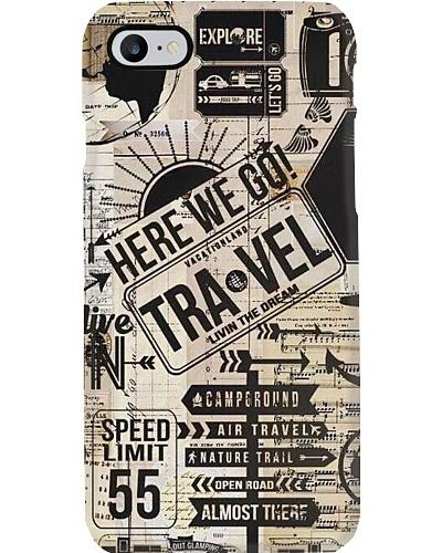 Let's Travel Phone Case YTM6