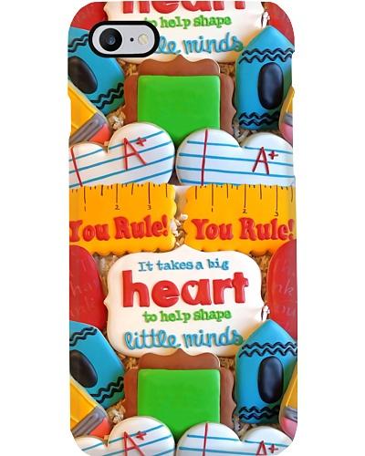 It Take A Big Heart Phone Case HT10