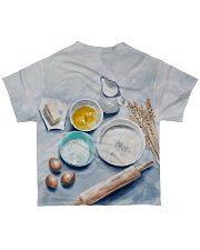 Baking Passion YHN3 All-over T-Shirt back