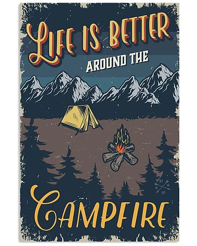Camping Life Vertical Poster YTV5
