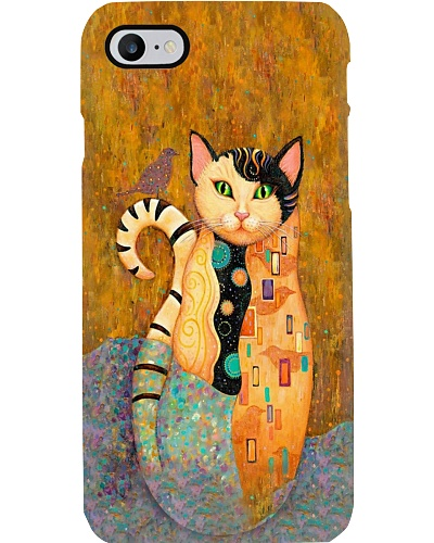 Cat Art Phone Case YTH7