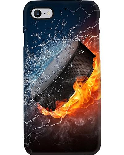 Hockey Puck Phone Case YHN2