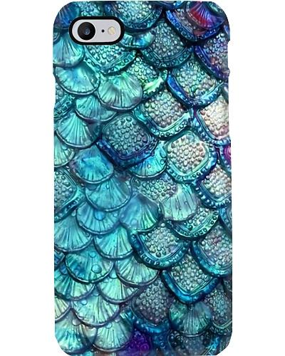 Mermaid Skin Phone Case DF9