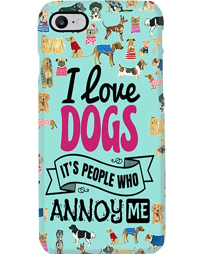 I Love Dogs H22N8