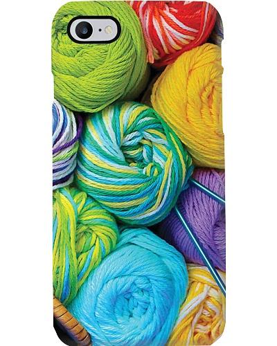 Colorful Yarn Phone Case YHN2