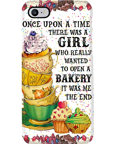 Baking Once Upon A Time Phone Case YBE9