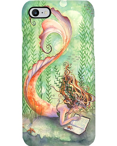 Dive Into Books Phone Case YHL3