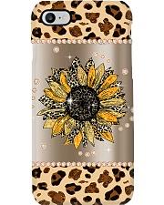 Sunflower Leopard Phone Case YSC6 Phone Case i-phone-8-case