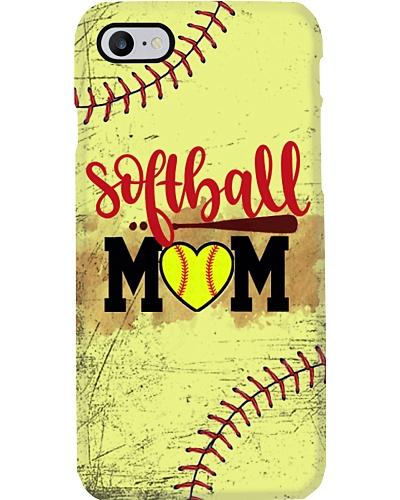 Softball Mom V2 Phone Case YLD9