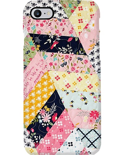 Vintage Patchwork Phone Case YHG6