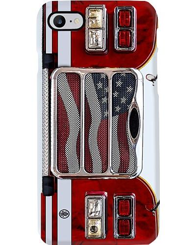 Firefighter Phone Case YHN2
