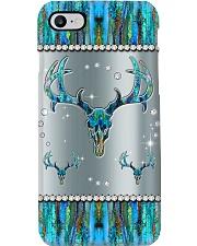 Deer Skull Phone Case YTA4 Phone Case i-phone-8-case