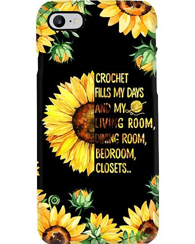 Crochet Fills My Days Phone Case HU29