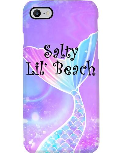 Salty Lil' Beach Phone Case TA9