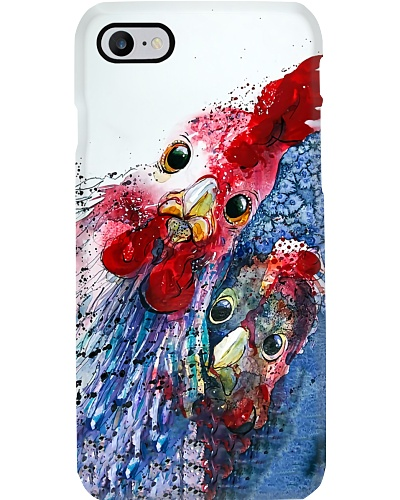 Chicken Duo Phone Case YHT7