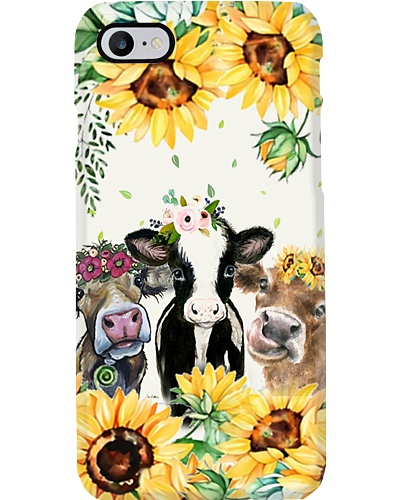 Lovely Baby Cows Phone Case YLD9