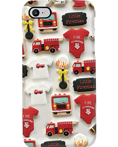 Firefighter collection Phone Case YTB5