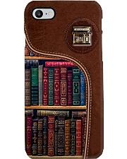 Beloved Book Nook Phone Case YBE9 Phone Case i-phone-8-case