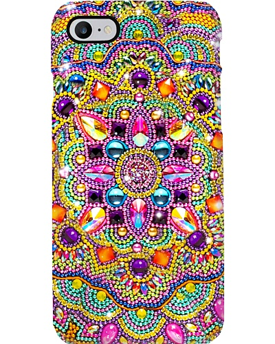 Bling Mandala Phone Case YHD8